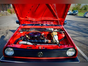 VW VOLKSWAGEN POLO 1.0 MK2 FOX HACTHBACK RED 1990 BREADVAN For Sale (picture 19 of 19)