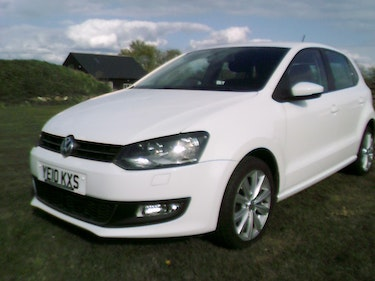 Picture of 2010 polo 1,4 petrol 5door with air con, heated seats and cruise For Sale