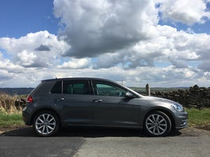 2017 Volkswagen Golf TDI GT For Sale (picture 1 of 12)