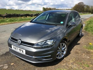 2017 Volkswagen Golf TDI GT For Sale (picture 4 of 12)