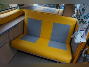 1972 VW t2 bay camper fully refurbished For Sale (picture 2 of 12)