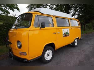 1972 VW t2 bay camper fully refurbished For Sale (picture 12 of 12)