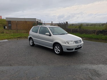 Picture of 2000 W reg VW Polo 1.4 39k 2 owners FSH excellent For Sale