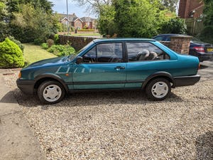 1991 VW Polo Saloon For Sale (picture 1 of 12)