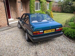 1991 VW Polo Saloon For Sale (picture 3 of 12)