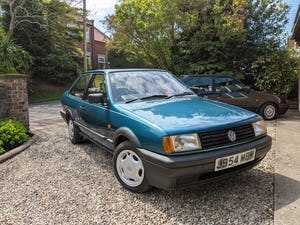 1991 VW Polo Saloon For Sale (picture 4 of 12)