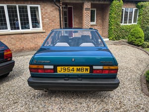 1991 VW Polo Saloon For Sale (picture 5 of 12)