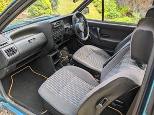 1991 VW Polo Saloon For Sale (picture 7 of 12)