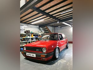 1990 Mk2 VW GTI Golf For Sale (picture 1 of 12)