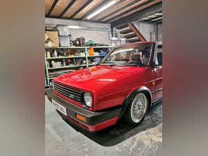 1990 Mk2 VW GTI Golf For Sale (picture 2 of 12)