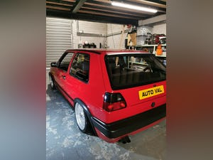 1990 Mk2 VW GTI Golf For Sale (picture 4 of 12)