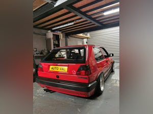 1990 Mk2 VW GTI Golf For Sale (picture 5 of 12)