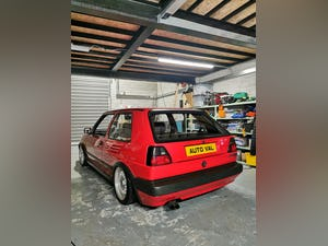 1990 Mk2 VW GTI Golf For Sale (picture 10 of 12)