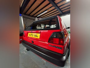 1990 Mk2 VW GTI Golf For Sale (picture 11 of 12)