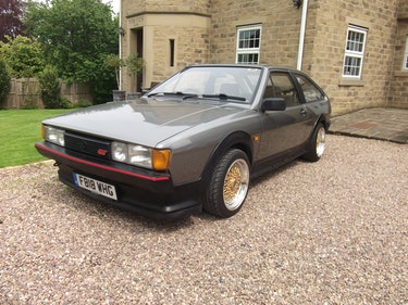 Picture of 1989 VW SCIROCCO GT MK2. For Sale