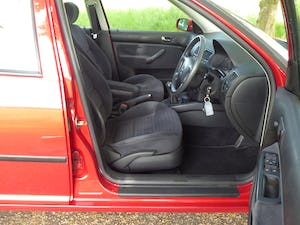 2000 Volkswagen Golf 1.6 SE 50,000 miles FSH 21 x Services SOLD For Sale (picture 5 of 12)