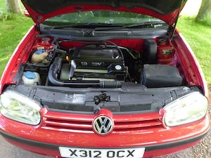 2000 Volkswagen Golf 1.6 SE 50,000 miles FSH 21 x Services SOLD For Sale (picture 10 of 12)