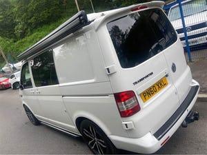 2010 VW TRANSPORTER T5-1 POP TOP CAMPER 4 BERTH ALLOYS For Sale (picture 3 of 11)