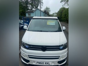 2010 VW TRANSPORTER T5-1 POP TOP CAMPER 4 BERTH ALLOYS For Sale (picture 8 of 11)