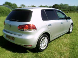 2009 mk6 golf 1.4 s petrol, 5 door, air con, silver metalic, ulez For Sale (picture 2 of 6)