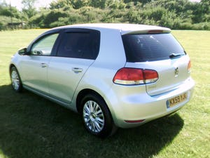 2009 mk6 golf 1.4 s petrol, 5 door, air con, silver metalic, ulez For Sale (picture 3 of 6)