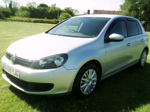 2009 mk6 golf 1.4 s petrol, 5 door, air con, silver metalic, ulez For Sale (picture 4 of 6)