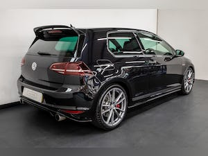 """2017 VW GOLF GTI CLUBSPORT """"S"""" 1 OF 150 UK CARS For Sale (picture 3 of 42)"""