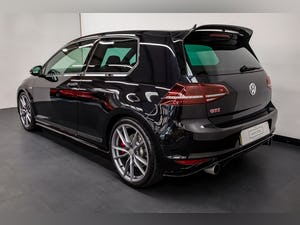 """2017 VW GOLF GTI CLUBSPORT """"S"""" 1 OF 150 UK CARS For Sale (picture 4 of 42)"""