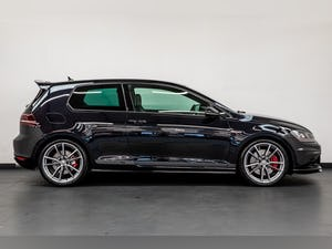 """2017 VW GOLF GTI CLUBSPORT """"S"""" 1 OF 150 UK CARS For Sale (picture 7 of 42)"""