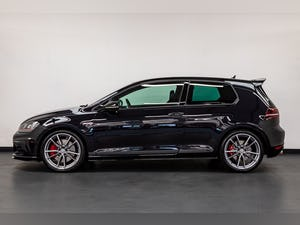 """2017 VW GOLF GTI CLUBSPORT """"S"""" 1 OF 150 UK CARS For Sale (picture 8 of 42)"""