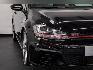 """2017 VW GOLF GTI CLUBSPORT """"S"""" 1 OF 150 UK CARS For Sale (picture 10 of 42)"""