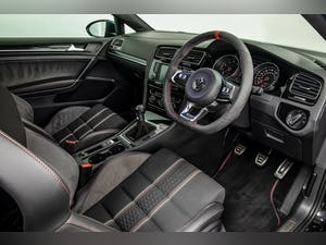 """2017 VW GOLF GTI CLUBSPORT """"S"""" 1 OF 150 UK CARS For Sale (picture 18 of 42)"""
