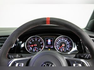 """2017 VW GOLF GTI CLUBSPORT """"S"""" 1 OF 150 UK CARS For Sale (picture 30 of 42)"""