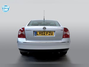 2002 VW Passat V5 2.3 tiptronic 13,000 miles family owned For Sale (picture 6 of 25)