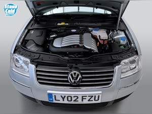2002 VW Passat V5 2.3 tiptronic 13,000 miles family owned For Sale (picture 11 of 25)
