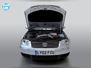 2002 VW Passat V5 2.3 tiptronic 13,000 miles family owned For Sale (picture 12 of 25)