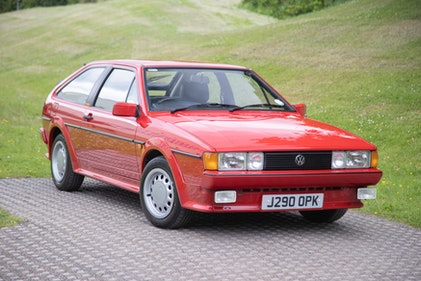 Picture of 1991 Volkswagen Scirocco GT II For Sale by Auction