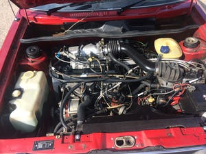 1982 VW Golf Convertible MK1 For Sale (picture 4 of 6)