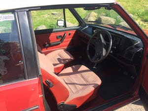1982 VW Golf Convertible MK1 For Sale (picture 5 of 6)