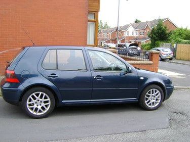 Picture of 2003 VW golf gt tdi 150 For Sale