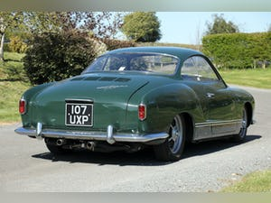 1956 Karmann Ghia Lowlight For Sale (picture 3 of 6)