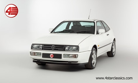 Picture of 1995 VW Corrado VR6 /// 2 Owners /// Just 32k Miles For Sale