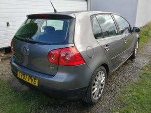 2007 VW Golf GT TDI For Sale (picture 3 of 7)