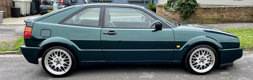 Picture of 1995 Vw Corrado 2.9 VR6 - Ultimate Drivers Car - Dragon Green For Sale