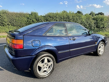 Picture of 1995 VW Corrado VR6, unmodified. 2 previous owners. 108K. For Sale