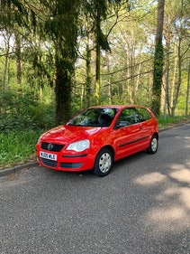 Picture of 2005 Polo 1.2E 3dr Red Manual Petrol Low Miles For Sale