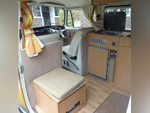 1974 VW T2 campervan. Mot & tax exempt. For Sale (picture 3 of 9)