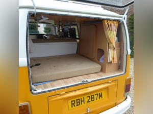 1974 VW T2 campervan. Mot & tax exempt. For Sale (picture 6 of 9)