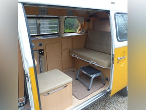 1974 VW T2 campervan. Mot & tax exempt. For Sale (picture 9 of 9)