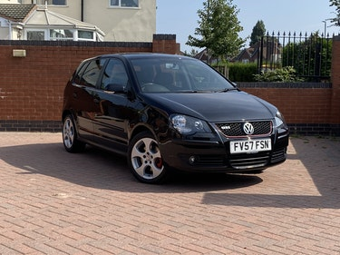 Picture of 2007 Rare VW Polo 1.8 turbo gti 150bhp, only 33,000 low miles For Sale